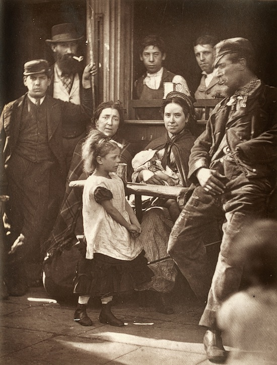19th Century London Street Photography by John Thomson streetlife11