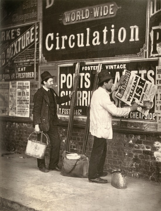 19th Century London Street Photography by John Thomson streetlife4