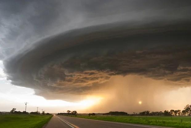 Nebraska Supercell