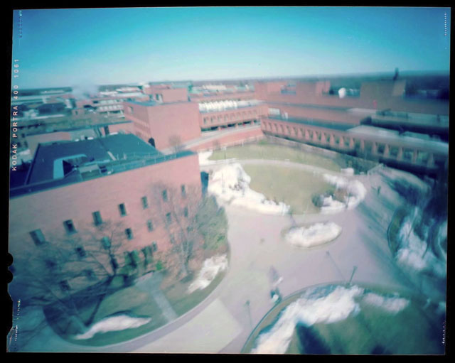 The World's First Pinhole Photo Captured by Drone