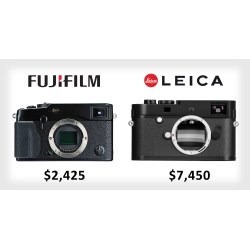 Small Crop Of Leica Digital Camera