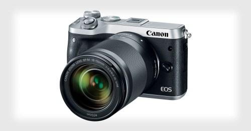 Medium Of Canon Mirrorless Camera