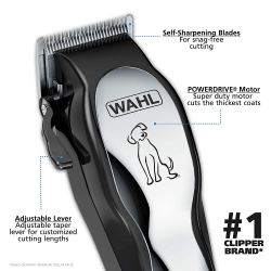 Small Crop Of Wahl Dog Clippers