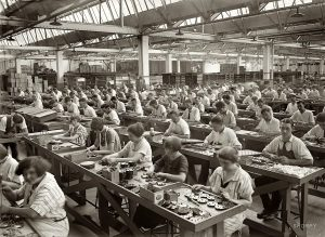industrial revolution labour