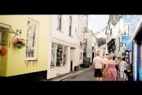 High Street, Fowey, Cornwall