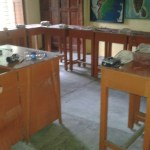 Specialised classroom equipment for the disabled girls needs to be replaced, along with the furniture