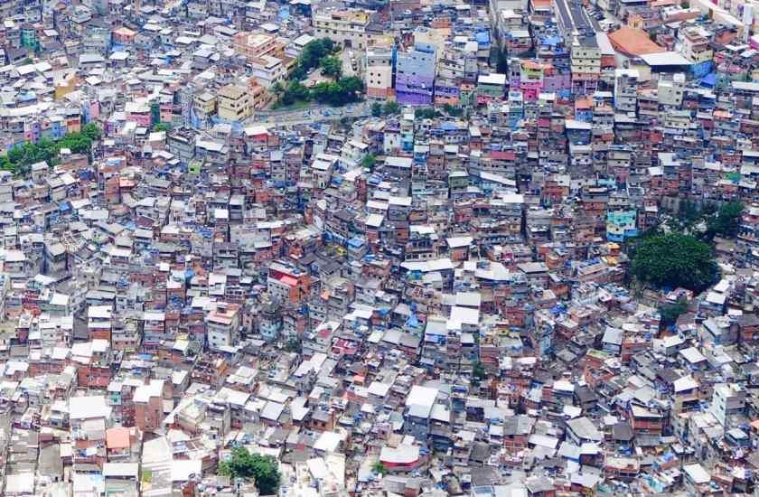 Rio de Janeiro - Favela Vidigal
