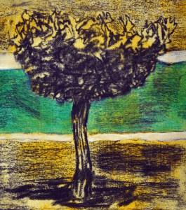 16. orlarge cahrcoaloil canvas 26x30cm 2009_1
