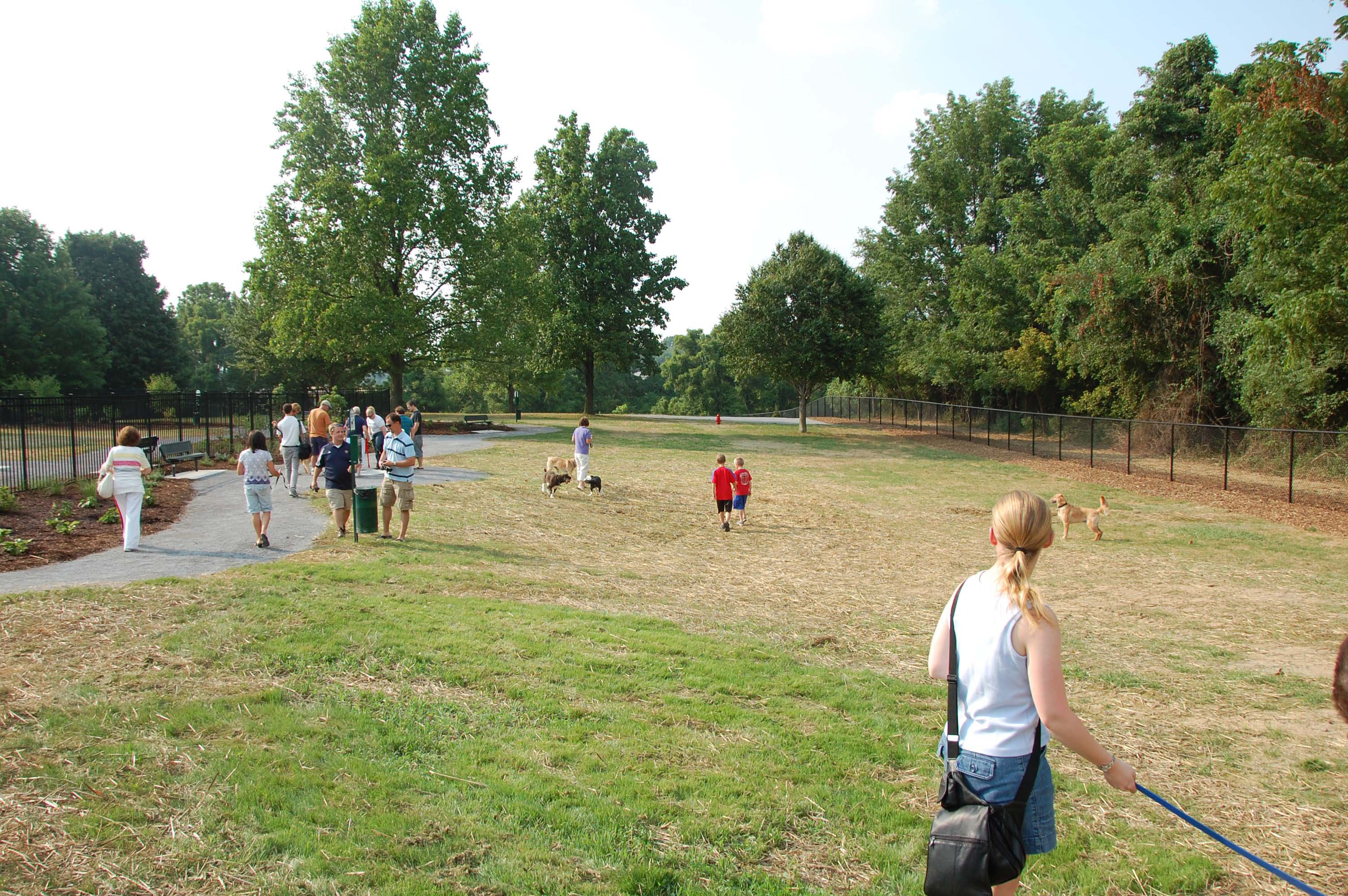 Bucks County Off-Leash Dog Park – Core Creek Park