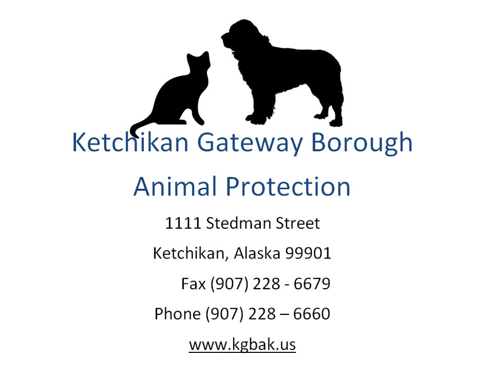 Ketchikan Gateway Borough Animal Protection