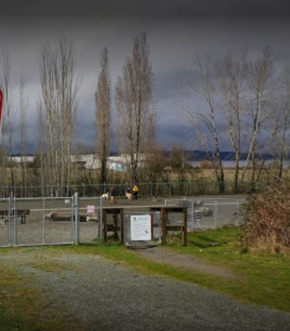 Warren G. Magnuson Park Off-Leash Area