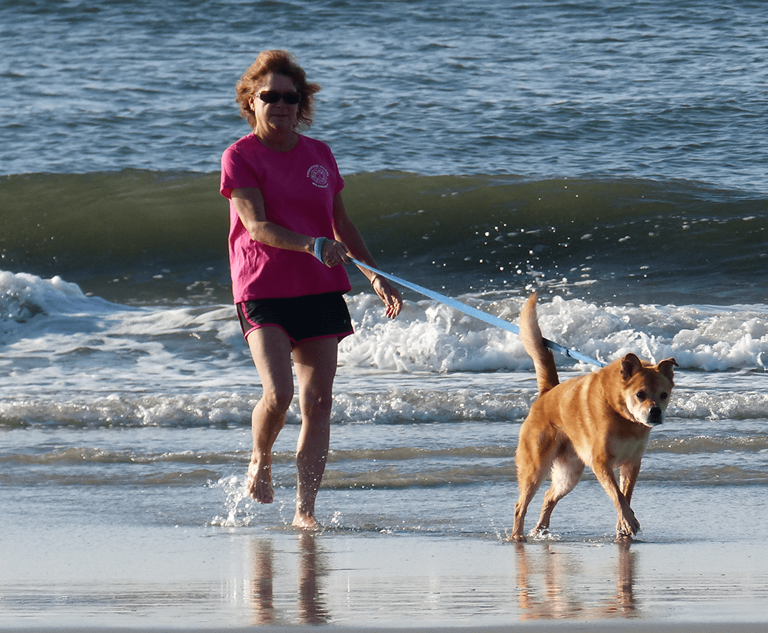 Wildwood Dog Beach
