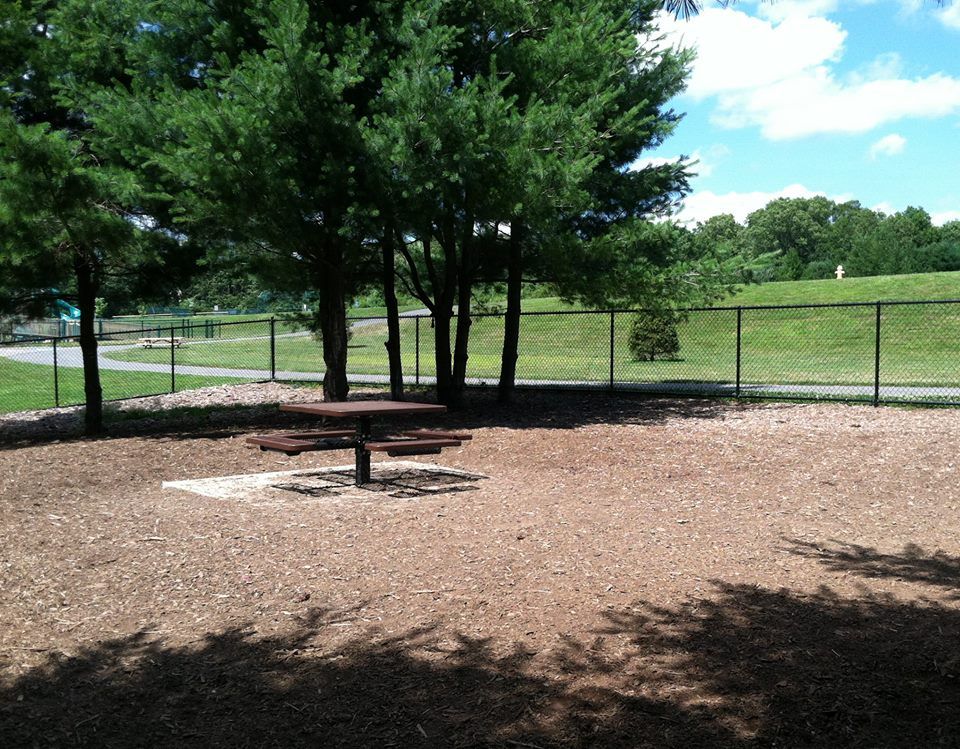 New Franklin Dog Park at Dacey Community Field