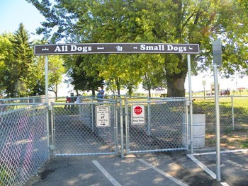 Outagamie County Pet Exercise Area