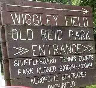 Wiggly Field Dog Park