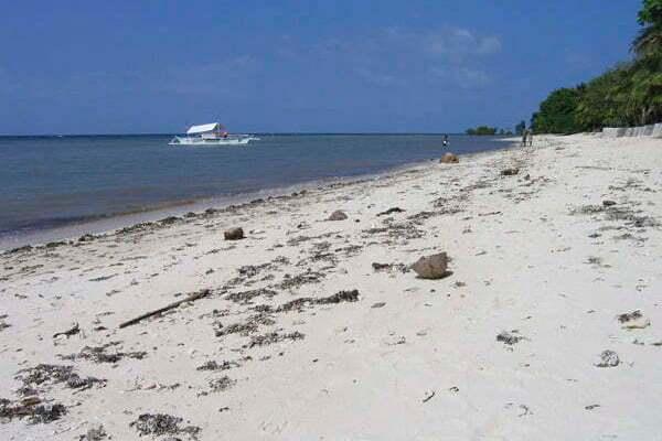 Sandugan Beach, Siquijor Island. Visayas, Philippines, février-mars 2008.