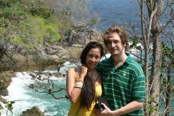 Jo et Jay, les auteurs de Learn Thai Podcast.