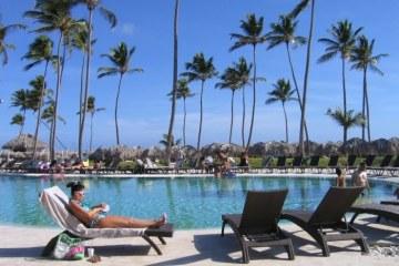 Grand hôtel 5 étoiles à Punta Cana.