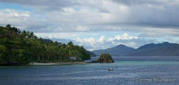 Raja Ampat. Papouasie occidentale, Indonésie.
