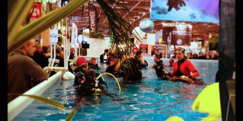 Salon de la plongée 2013