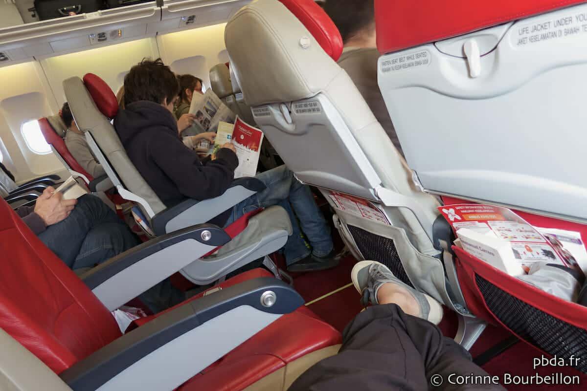 La meilleure place dans l'avion