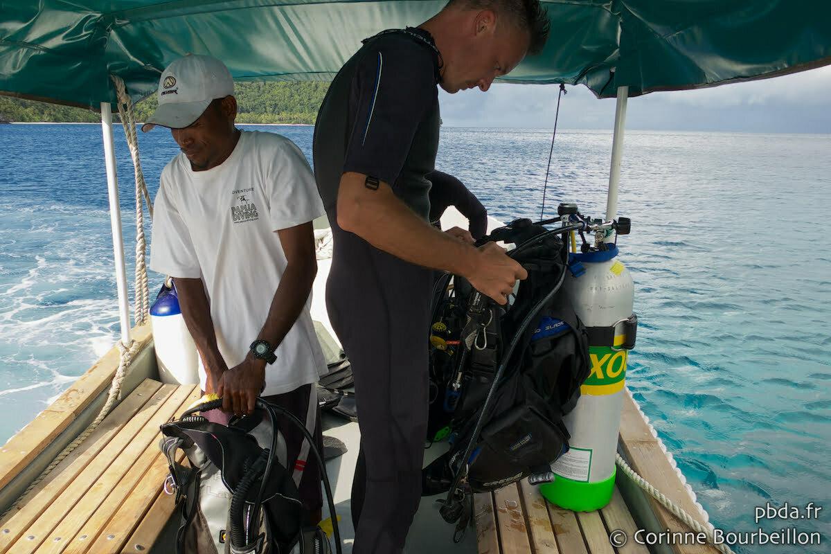 Raja ampat infos pratiques pour organiser son voyage - Prix plongee bali ...