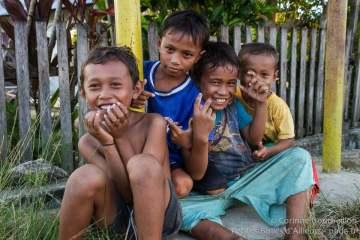 Sawai Itepo Village. Halmahera, Indonésie. Mars 2013, Indonésie.