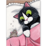 Cute Animal Illustration Gifts and Products