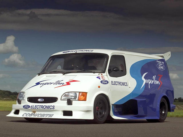 Ford Transit Supervan