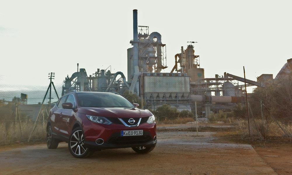 2014 Nissan Qashqai: the best family car you won't buy