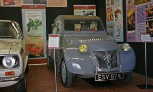 Citroen 2CV at Haynes International Motor Museum