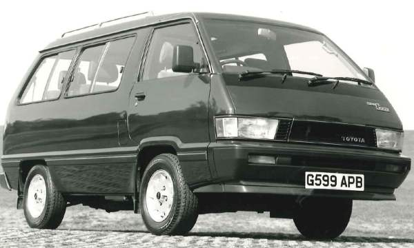 Toyota Space Cruiser