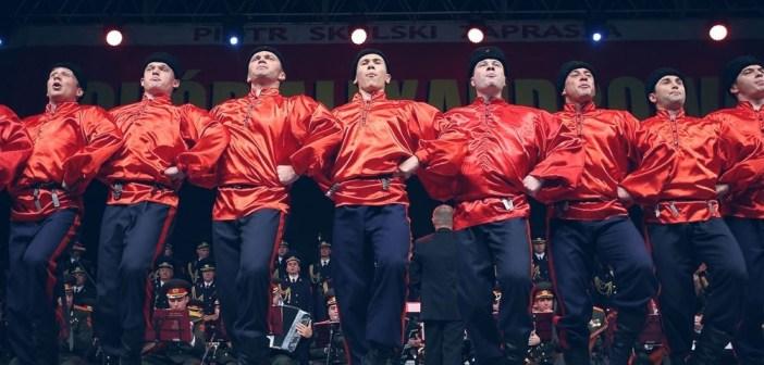 Rosyjscy artyści dali niezapomniany występ