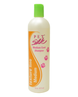 Petsilk-Medium Coat Shampoo