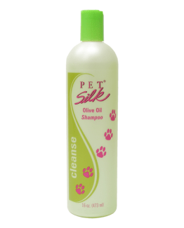Petsilk-Olive Oil Shampoo