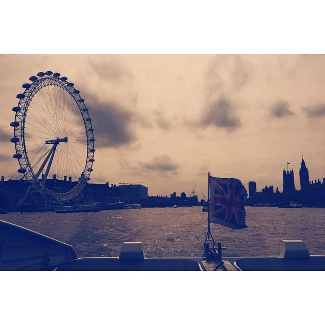 Moody. #London