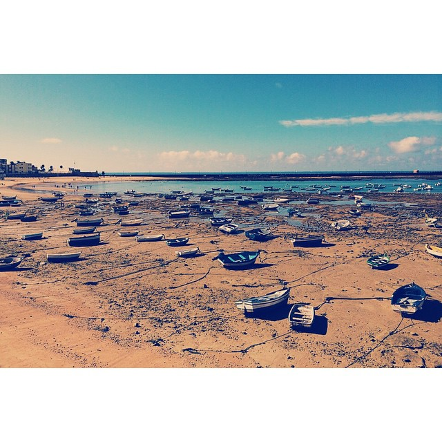 Got lucky with this one. Cadiz is worth exploring. Especially the places where not that many ppl go. #Spain