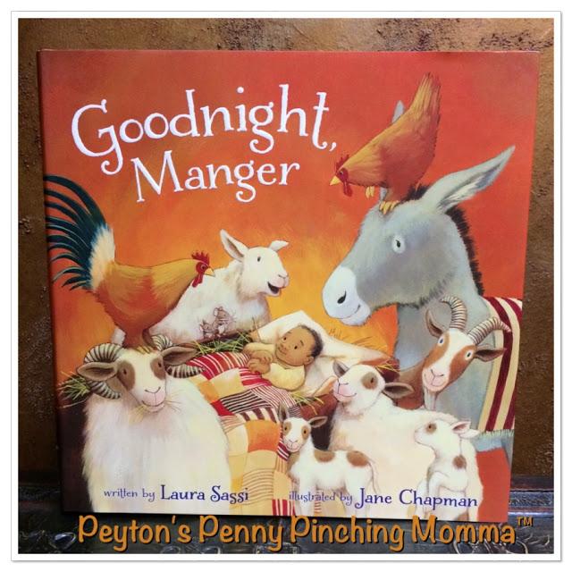 Goodnight Manger by Laura Sassi