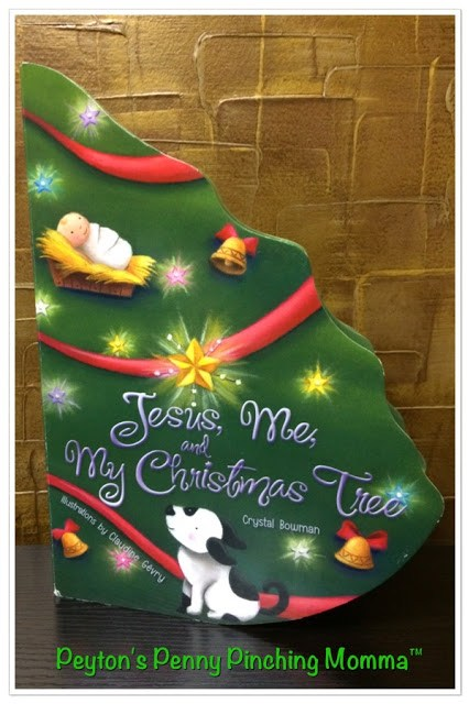 Jesus Me and My Christmas Tree by Crystal  Bowman