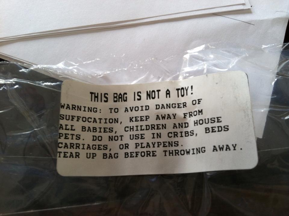 Danger Bag