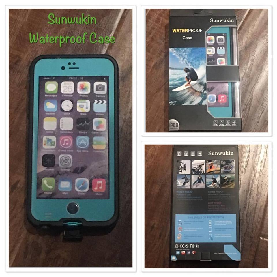 Sunwukin Waterproof Phone Case