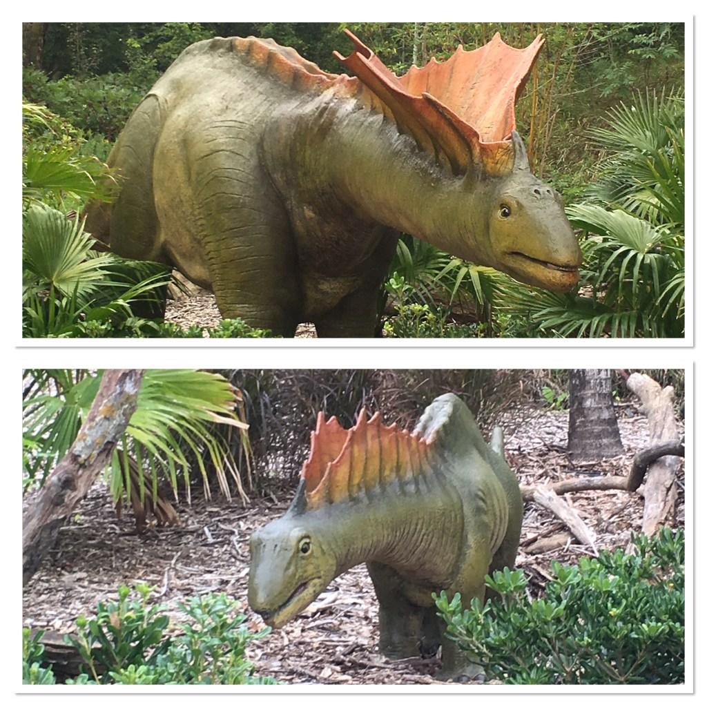 Dinosaurs at the Minnesota Zoo