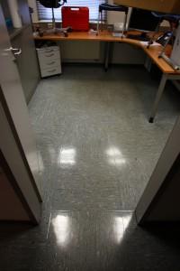 Kunststoffboden I