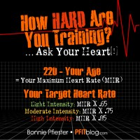 Are You Really Exercising? Ask Your Heart!