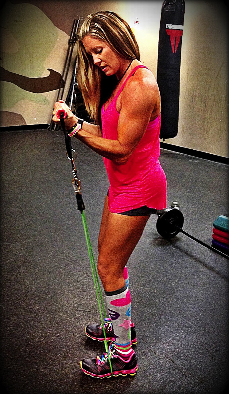 """Time"" To Do Arms: Timed Bicep & Tricep Workout » PfitBlog"