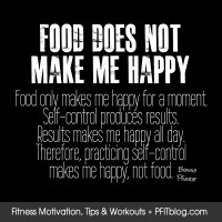 Does Food Really Make You Happy?