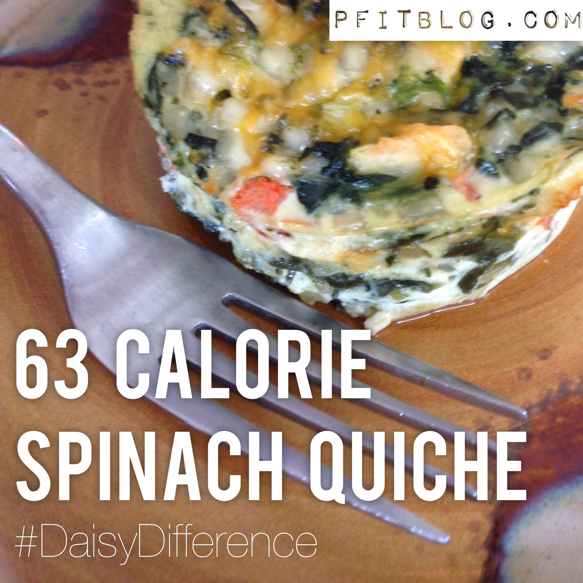 63 Calorie Quiche Recipe