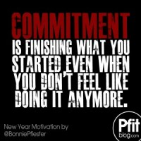 30 Days of Motivation: Finish What You Started