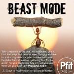 beast mode - ant