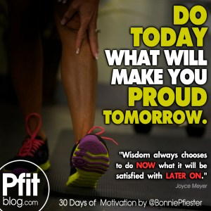 do today